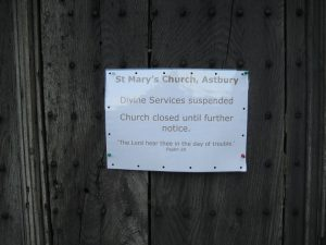 St Mary's Church west door detail