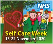 Logo for Self Care Week