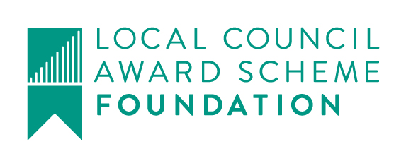 Logo of the Local Council Accredditation Scheme (foundation level)