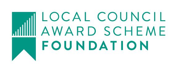 Logo of the Local Council Accredditation Scheme (foundation level)