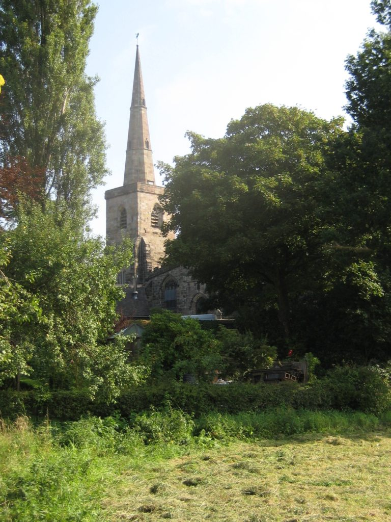 Photo of St Mary's Church, Astbury